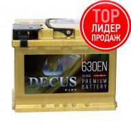 DECUS HARD 60 А/ч (обратная)