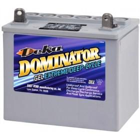 Гелевый аккумулятор Deka 8GU1 Dominator Gel