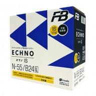 FB ECHNO IS EFB (START-STOP) N-55/B24L 42 А/ч