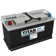 TITAN EUROSILVER 110 А/ч (прямая)