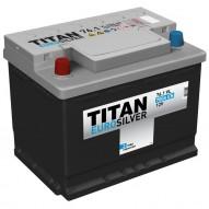 TITAN EUROSILVER 76 А/ч (прямая)