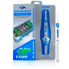Ревитализант Xado EX120 для автоматических трансмиссий 8 мл.