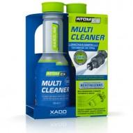 Multi Cleaner (Gasoline) Xado - очиститель топливной системы для бензинового двигателя 250 мл.