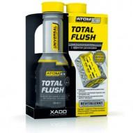TotalFlush Xado - очиститель маслосистемы двигателей 250 мл.