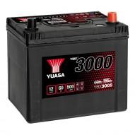 YUASA YBX3005 60Ач 500А