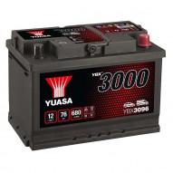 YUASA YBX3096 76Ач 680А