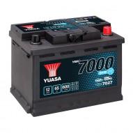 YUASA YBX7027 EFB Start Stop Plus Batteries 65 А/ч 600А