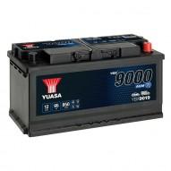 YUASA YBX9019 AGM Start Stop Plus Batteries 95 А/ч 850А