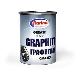 Агринол графитная смазка NLGL2 800гр.
