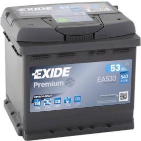 Аккумулятор EXIDE 53 А/ч EA530