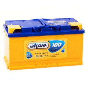 Аккумулятор АКОМ 100 А/ч