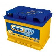 АКОМ EFB 60 А/ч
