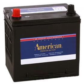 Аккумулятор автомобильный American 26550 Asia