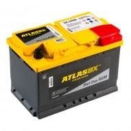 ATLAS AGM (SA 57020) 70 А/ч (о.п)