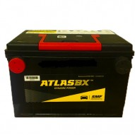 ATLAS SMF SEALED MAINTENANCE FREE (MF75-630) 68 А/ч  бок.кл.