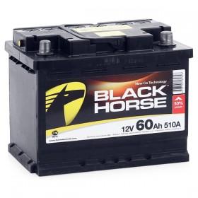 Аккумулятор BLACK HORSE 60 А/ч