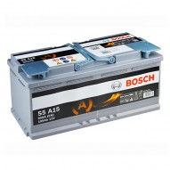 BOSCH S5 A15 AGM 105 А/ч (о.п)