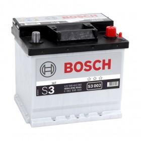 Аккумулятор BOSCH S3 002 45 А/ч (о.п)