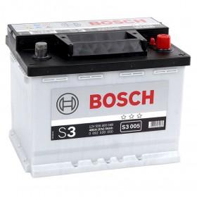 Аккумулятор BOSCH S3 005 56 А/ч