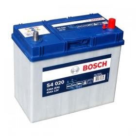 Аккумулятор BOSCH S4 020 45 А/ч Asia (о.п)