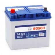 BOSCH S4 025 60 А/ч Asia (п.п)
