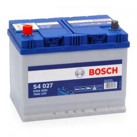 Аккумулятор BOSCH S4 027 70 А/ч Asia (п.п)