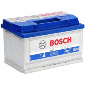 Аккумулятор BOSCH S4 007 72 А/ч (о.п)