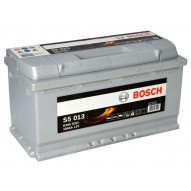 BOSCH S5 100 А/ч (о.п)