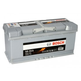 Аккумулятор BOSCH S5 015 110 А/ч (о.п)