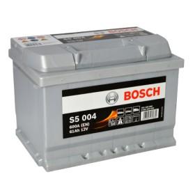 Аккумулятор BOSCH S5 004 61 А/ч (о.п)