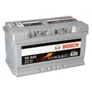 BOSCH S5 85 А/ч (о.п)