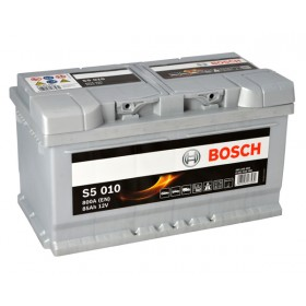 Аккумулятор BOSCH S5 010 85 А/ч (о.п)