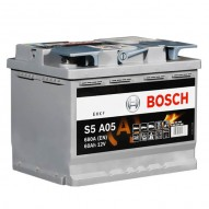 BOSCH S5 A05 AGM 60 А/ч (о.п)