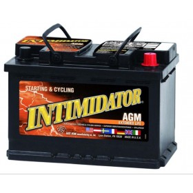 Аккумулятор Deka Intimidator AGM 9A48 А/ч