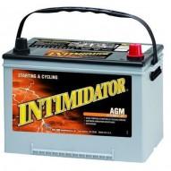 Deka 9A34R Intimidator AGM 75 А/ч