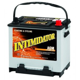 Аккумулятор Deka Intimidator AGM 9A35/85