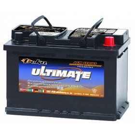 Аккумулятор Deka Ultimate AGM 9AGM48