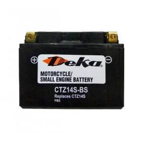Аккумулятор Deka CTZ14S-BS