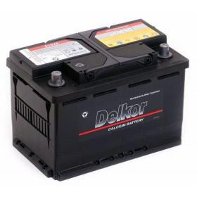 Аккумулятор Delkor 57413 74 А/ч