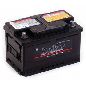 Аккумулятор Delkor 56530 65 А/ч