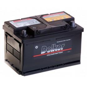 Аккумулятор Delkor 57539 75 А/ч