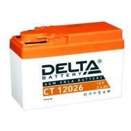 Delta 2,5 А/ч CT 12026