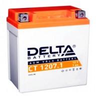 Delta 7 А/ч CT 1207.1