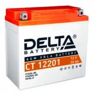 Delta 20 А/ч CT 12201