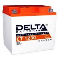 Delta 30 А/ч CT 1230