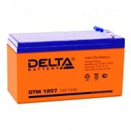 Delta 7,2 А/ч DTM 1207