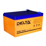 Delta 12 А/ч DTM 1212