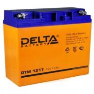 Delta 17 А/ч DTM 1217