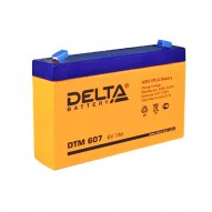 Delta 7 А/ч DTM 607