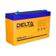 Delta 12 А/ч DTM 612